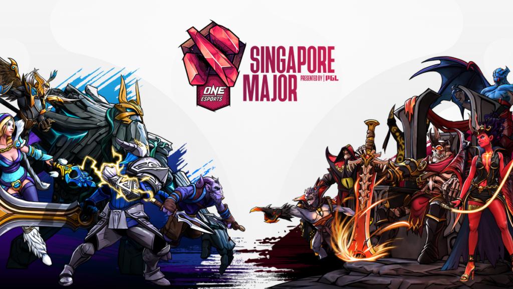 one esports singapore dota 2 3