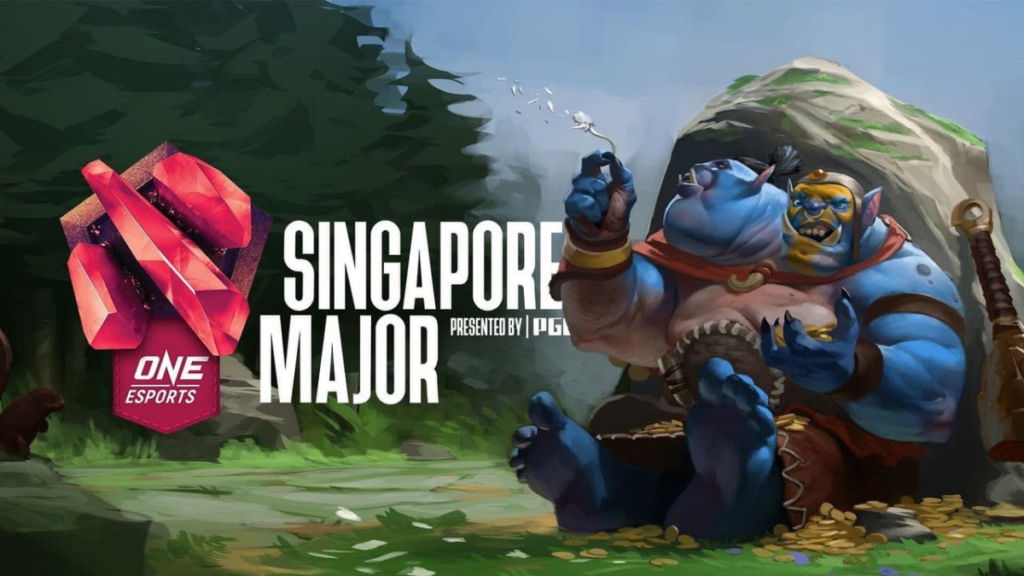 one esports singapore dota 2 2