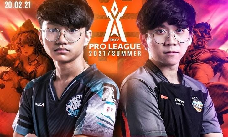 RoV Pro League 2021 3