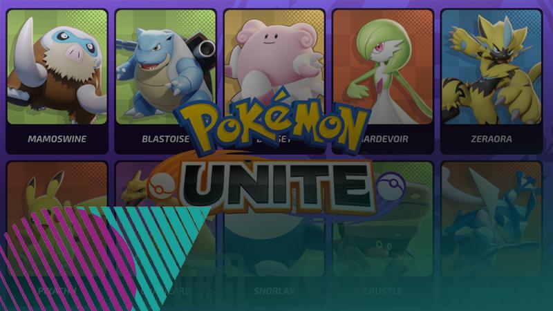 ข่าวกีฬาอีสปอร์ต แนะนำ 5 โปเกม่อนเล่นง่ายในเกม Pokemon Unite