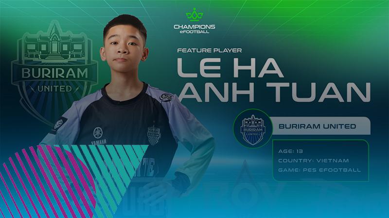 ข่าวเกมกีฬาอีสปอร์ต เปิดตัว LeHa แชมป์ Champions eFootball คนแรกของไทย